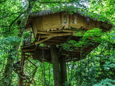 Cabane des Mille et Une Nuits (2 pers) à partir de 135 €