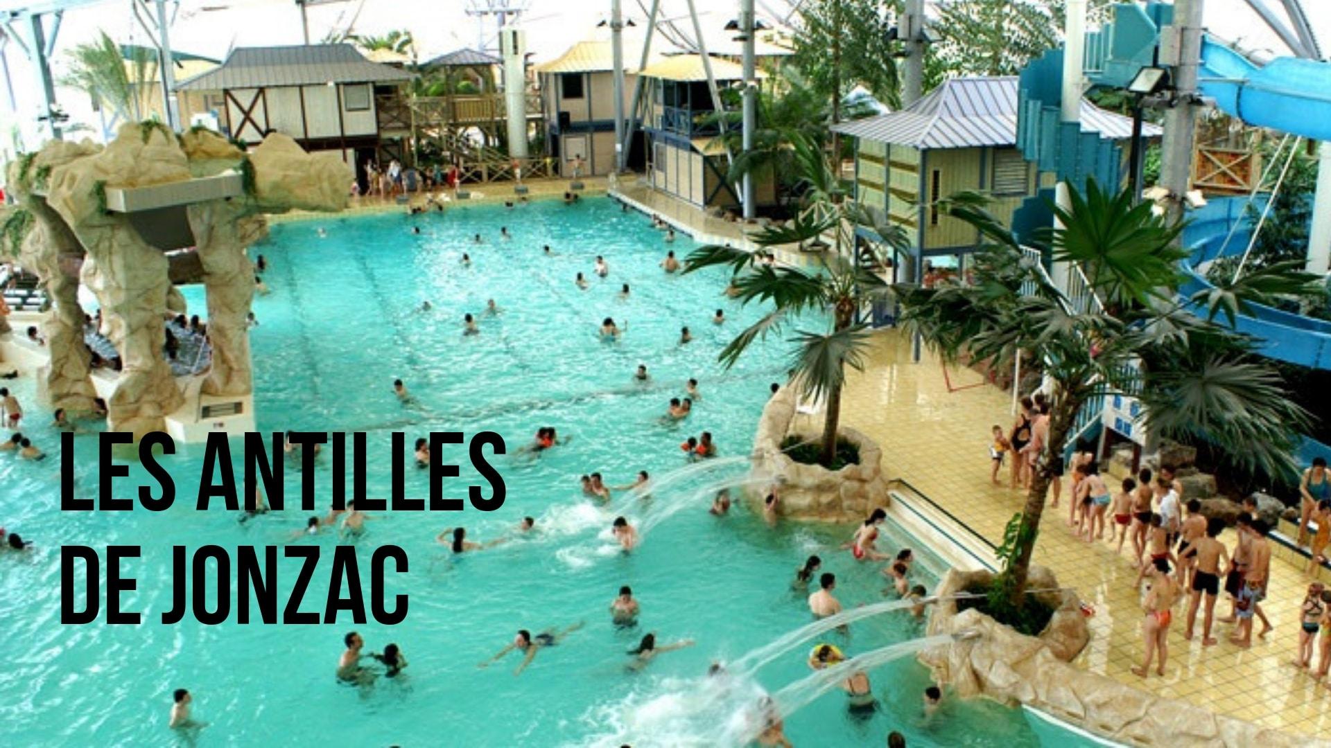 Les antilles de Jonzac (à 20 min)