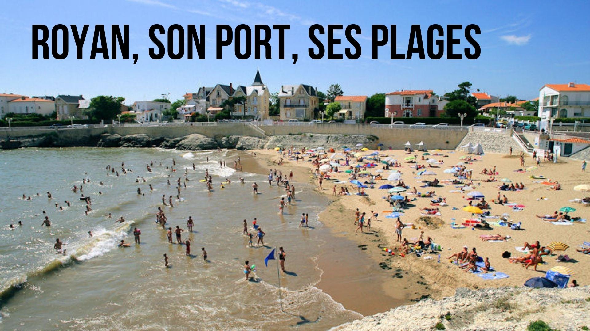 Royan et ses plages (à 30min)